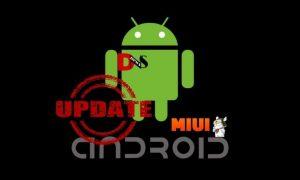 mi Note 8T update