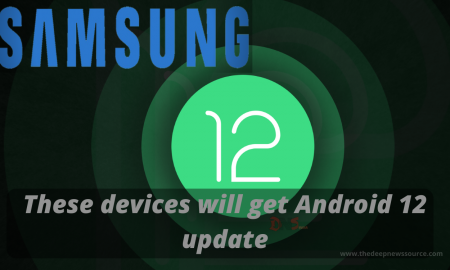 Android 12 devices