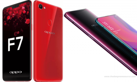 OPPO F7 and OPPO Find X