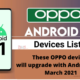 Android 11 for OPPO devices