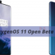 OxygenOS 11 Open Beta 3