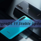 OxygenOS 11 Stable Update for Nord