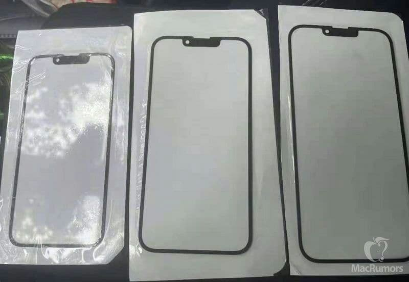 iPhone 13 front panel tempered