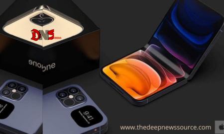 apple iphone fold