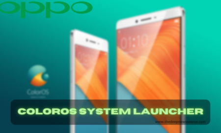 ColorOS System Launcher