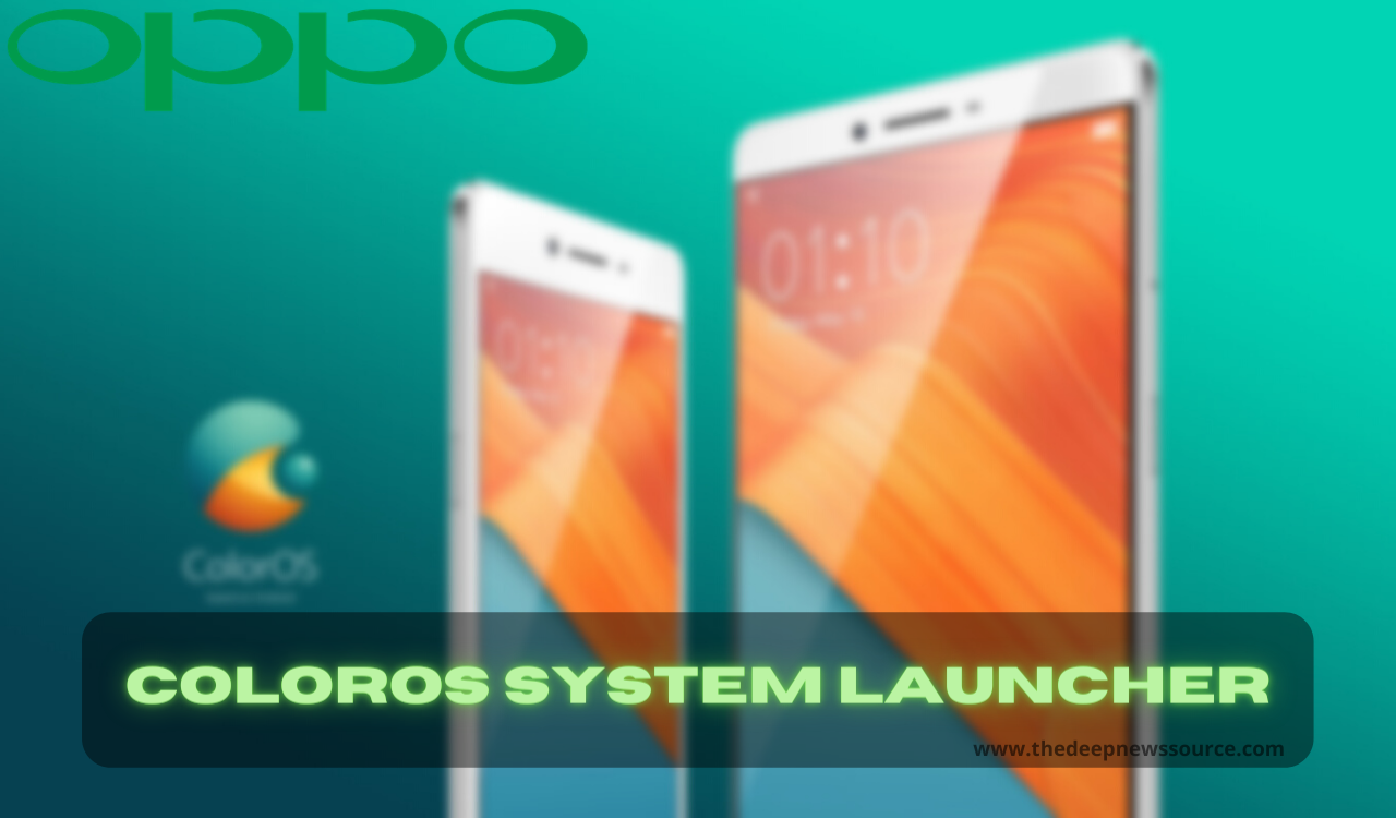 ColorOS System Launcher