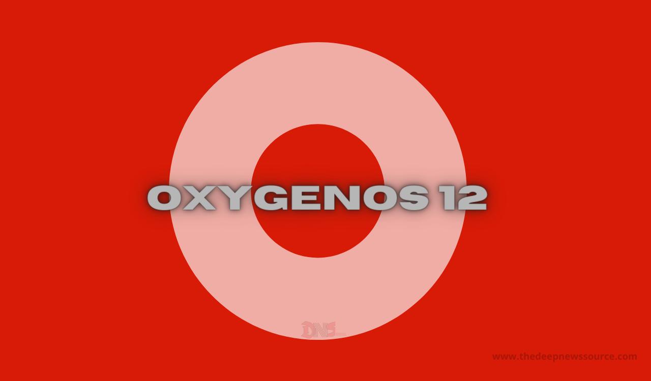 OxygenOS 12