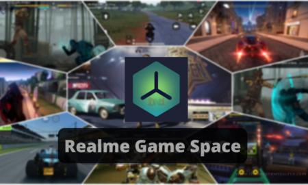 Realme Game Space