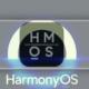 HarmonyOS new logo HM OS