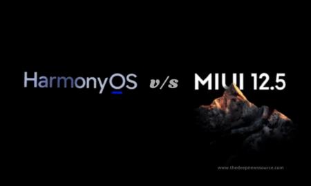 HarmonyOS vs MIUI 12.5