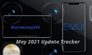 Huawei Update Tracker
