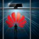 Huawei launch event