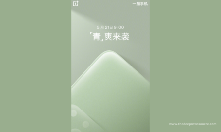 OnePlus 9R mint green