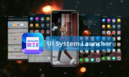 Realme UI System Launcher
