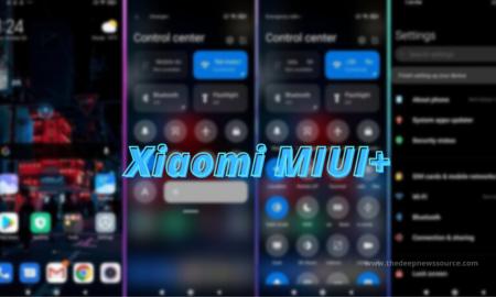 Xiaomi MIUI+