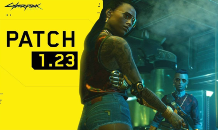 Cyberpunk 2077 patch 1.23