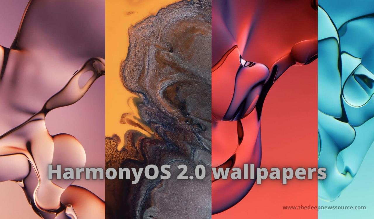 HarmonyOS 2.0 wallpapers