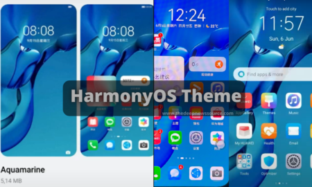 HarmonyOS Theme