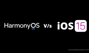 HarmonyOS vs iOS 15