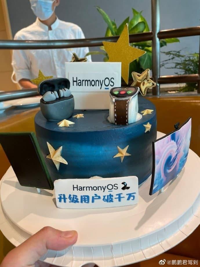Huawei-harmonyOS-cake