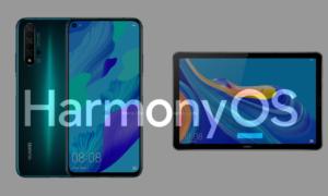 Huawei Nova 5 HarmonyOS 2.0