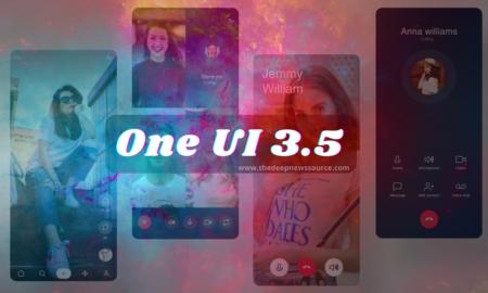 Samsung One UI 3.5