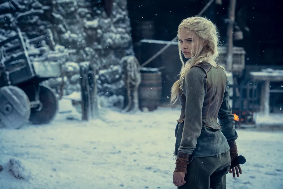 The Witcher second season image