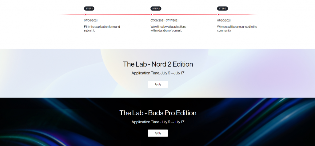 OnePlus Nord 2 and OnePlus Buds Pro