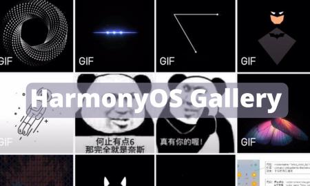HarmonyOS Gallery
