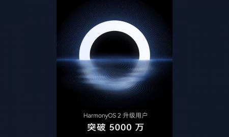 HarmonyOS exceeds 50 million