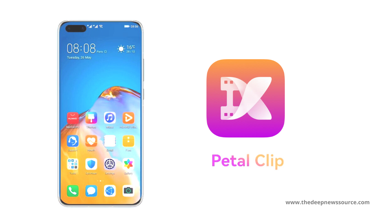 Huawei Petal Clip