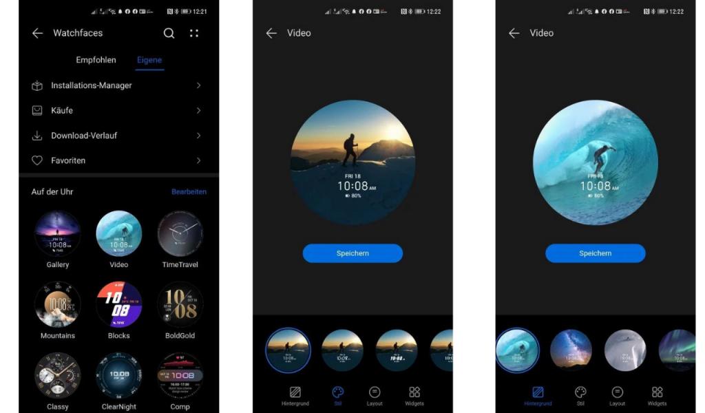 Huawei Watch 3 Pro update