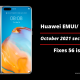 Huawei October 2021 security patch (2)