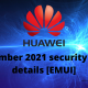 Huawei September 2021 patch (1)