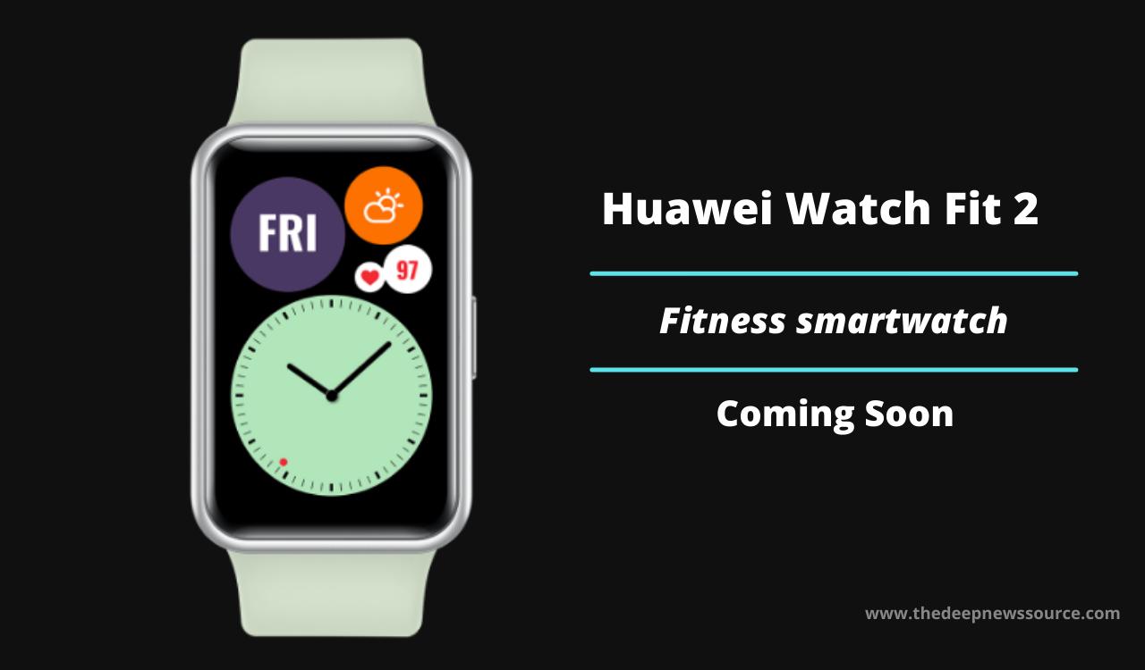 Huawei Watch Fit 2