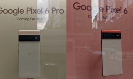 google pixel 6 phone