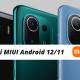Xiaomi MIUI Android 12